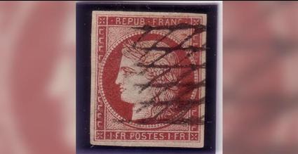 La cote d'un timbre, étroitement liée à son histoire !