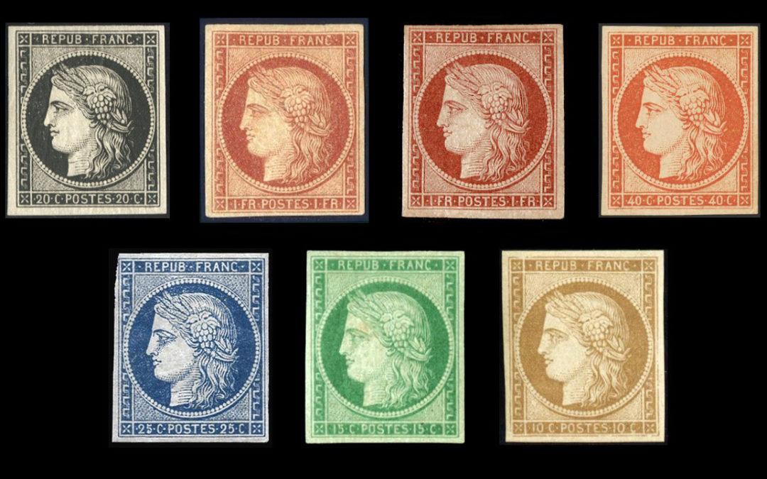 Comment évaluer la valeur de votre collection de timbres ?