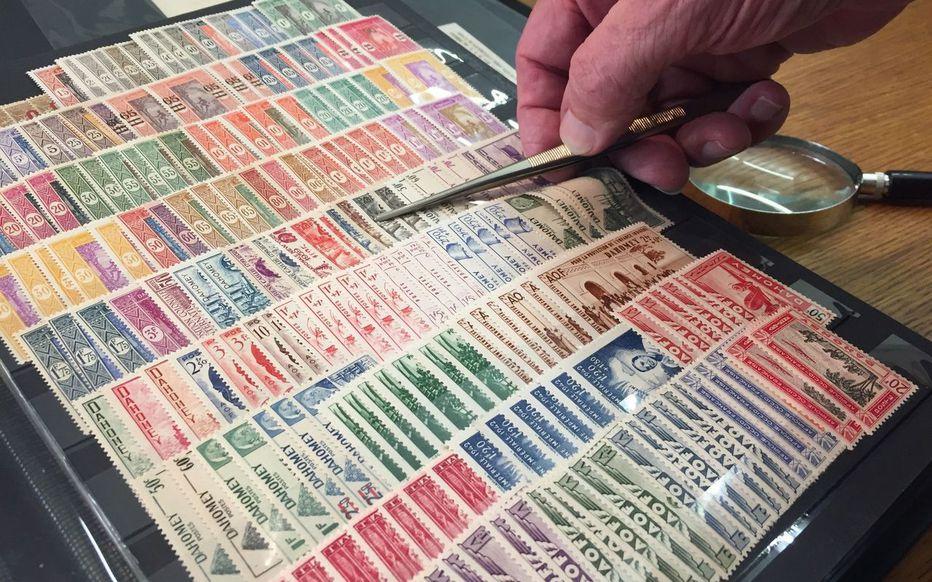 Le timbre a toujours la cote !