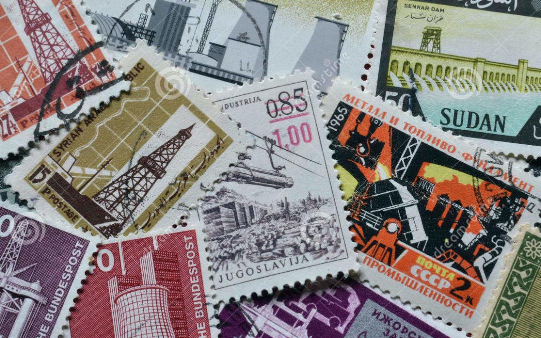 « Je ne sais pas si mes timbres présentent un intérêt … »